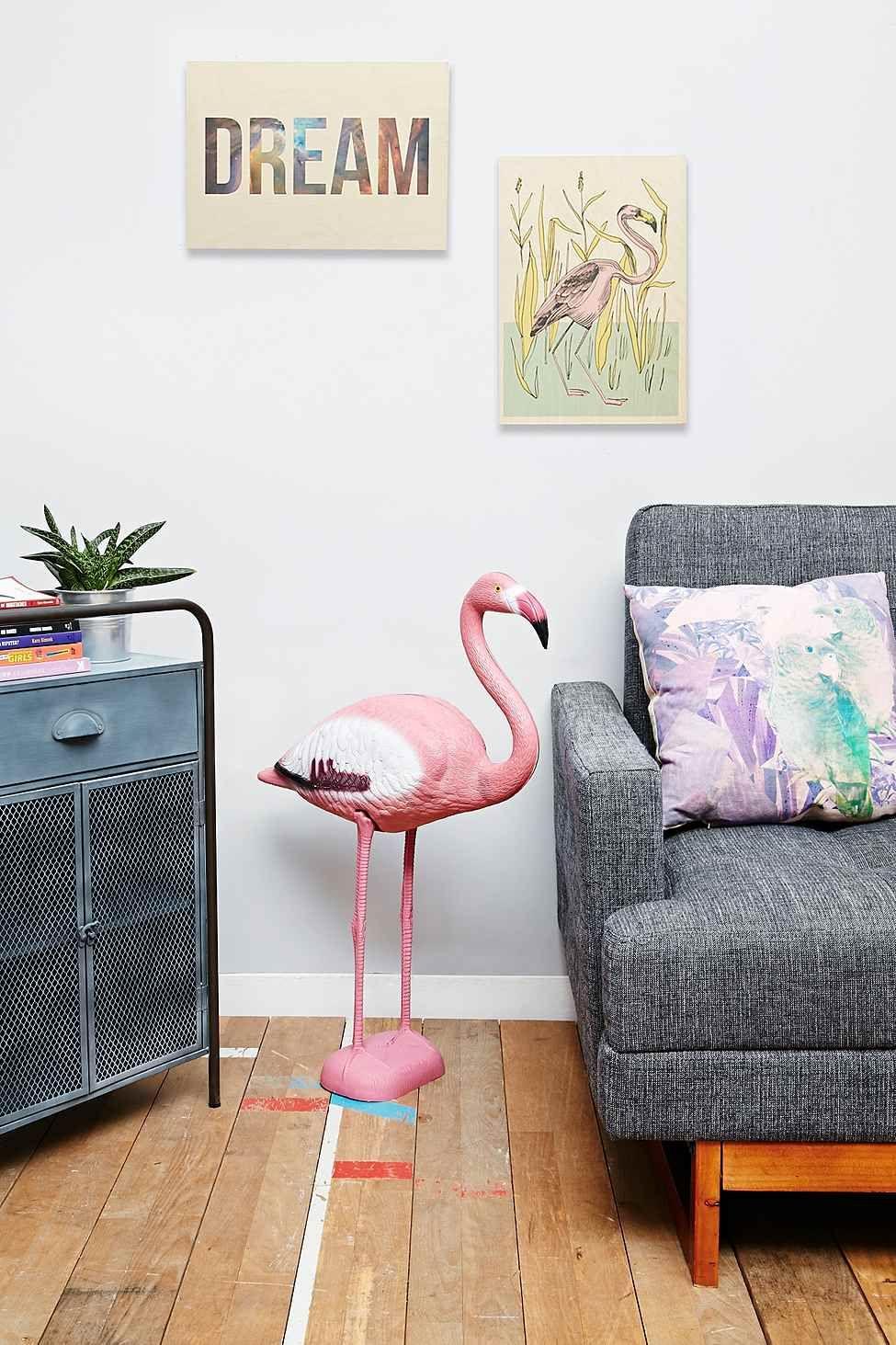 Urban Grow Pink Flamingo Tendance Deco Deco Flamant Rose