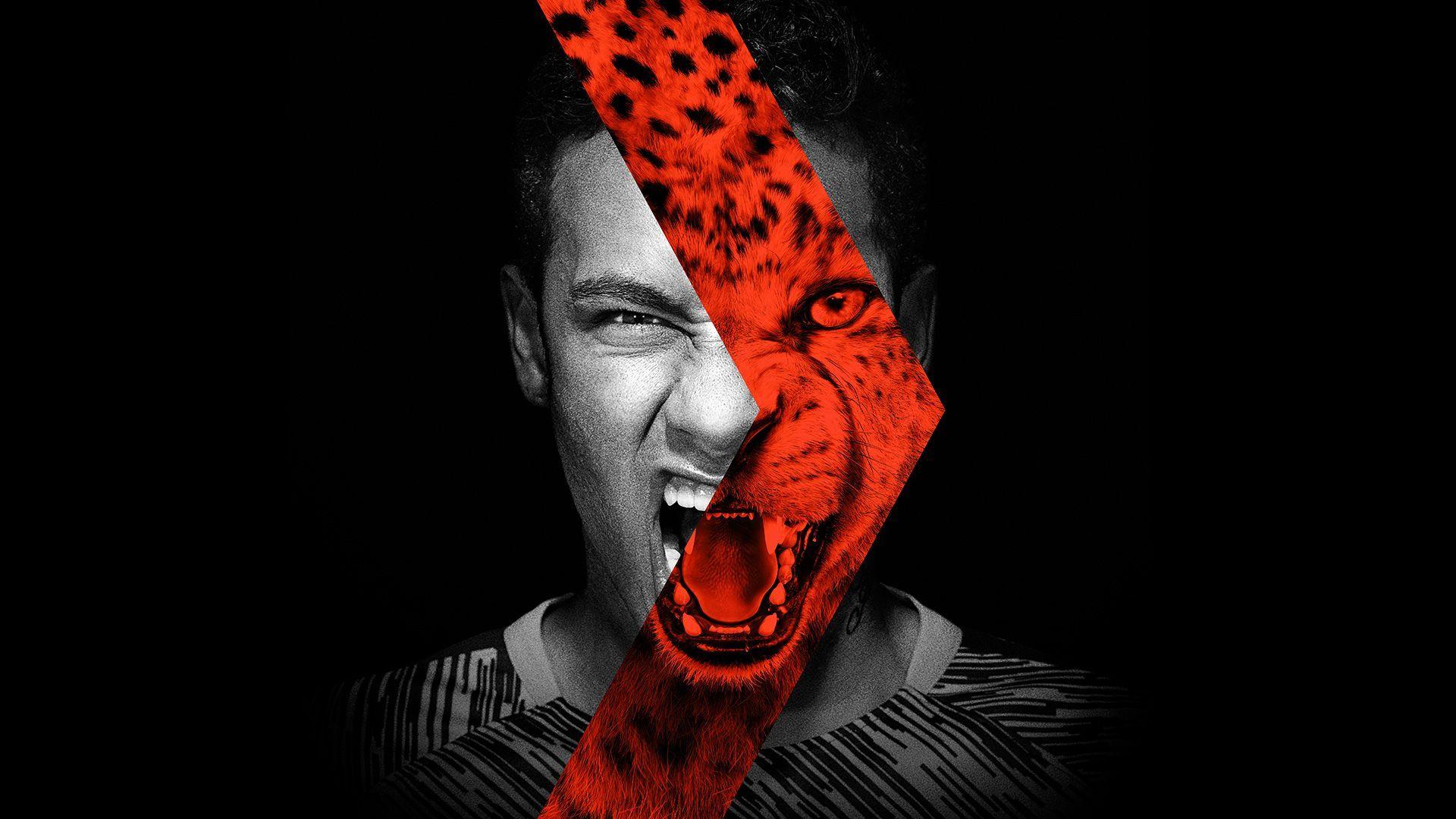 testimonianza fantasioso persuasivo  Image result for nike mercurial tiger face edit