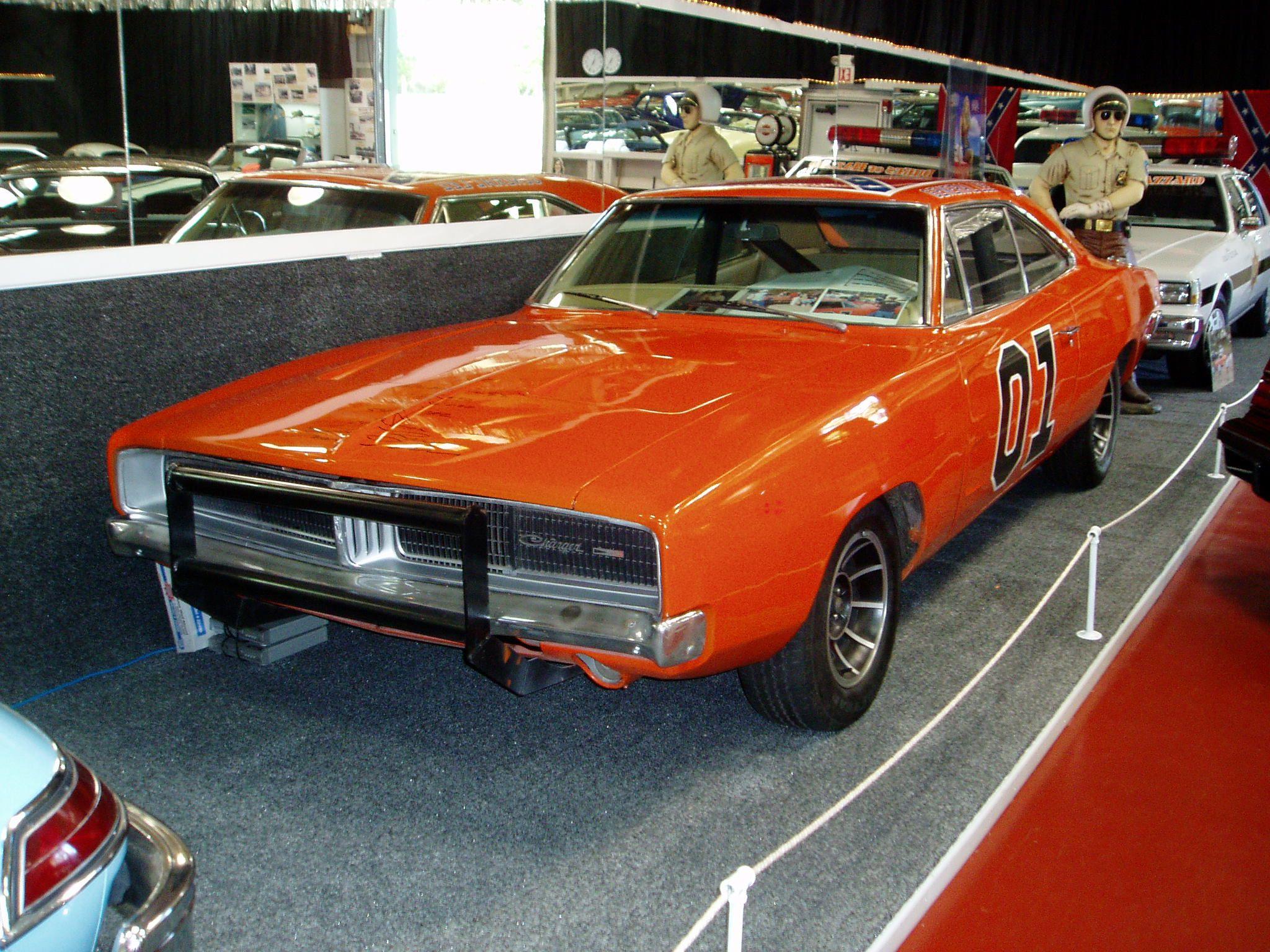 General Lee at the Volo Auto Museum, Volo, IL. www.volocars.com ...