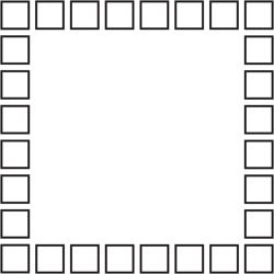 Free Printable Board Game Templates  Anchored In Metacognition