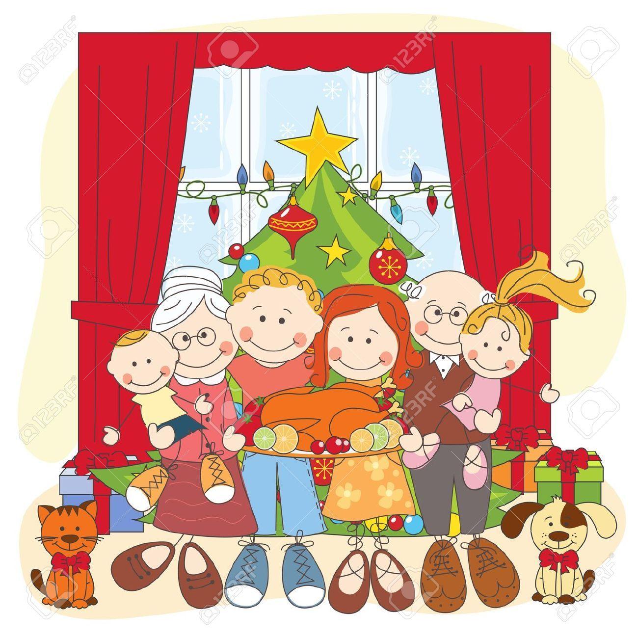 Cargar Las Pilas Estas Navidades Manos Dibujo Dibujo De Navidad Familia En Navidad