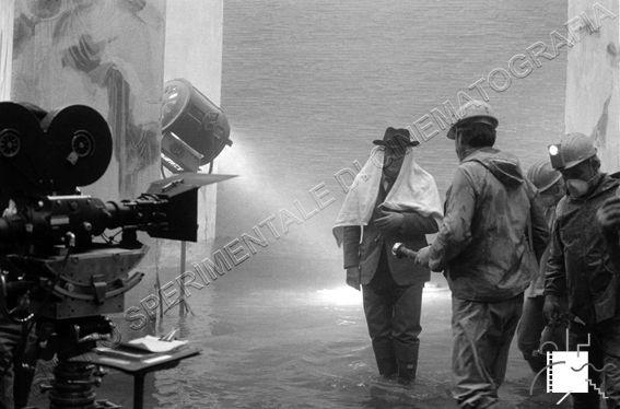 Centro Sperimentale di Cinematografia - Video percorsi, un' esperienza nel digitale: I set cinematografici