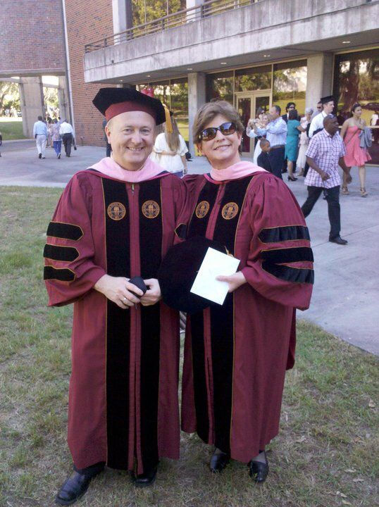 Florida State University Regalia Clergyacademic State