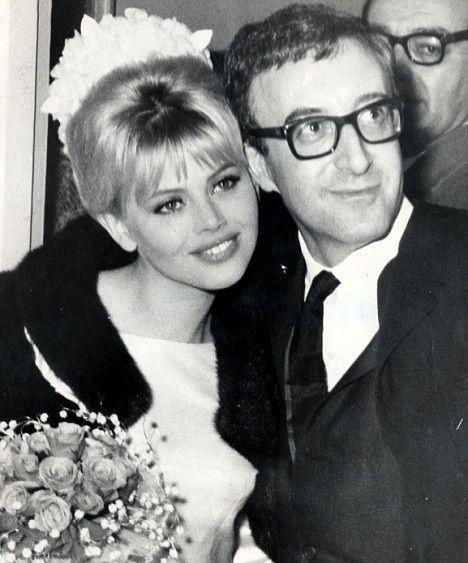 1960 Britt Ekland And Peter Sellers Married In 64 Divorced In