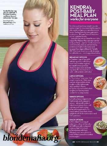 Kendra Wilkinson Fat