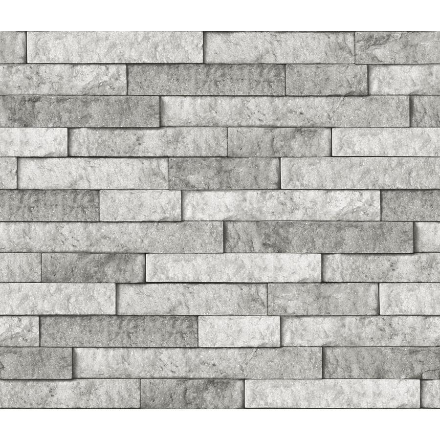 - Inhome Grey Stone Peel And Stick Backsplash Nh3396 In 2020 Grey