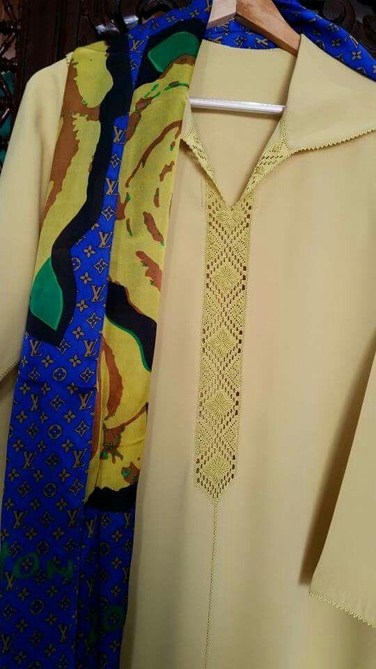 Pin By ŝajiđa Lillǎhi Rabi ĺ Aalămin On Djelaba Randa Fashionista Clothes Moroccan Caftan Moroccan Dress