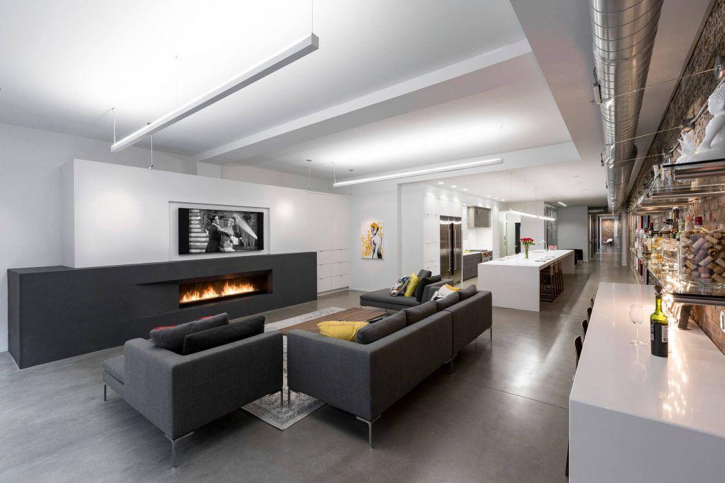Mcalpin loft by ryan duebber architect interior design