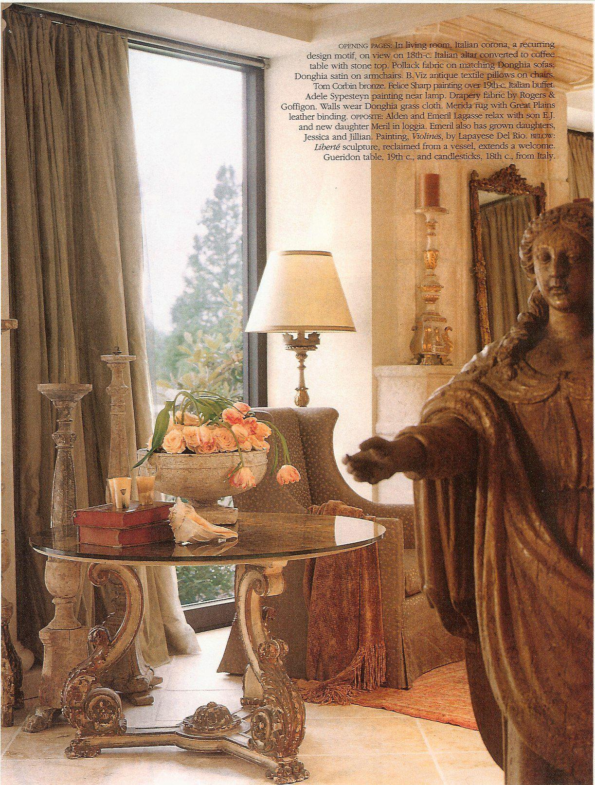 tara shaw rustic elegance pinterest interiors living rooms and vignettes. Black Bedroom Furniture Sets. Home Design Ideas