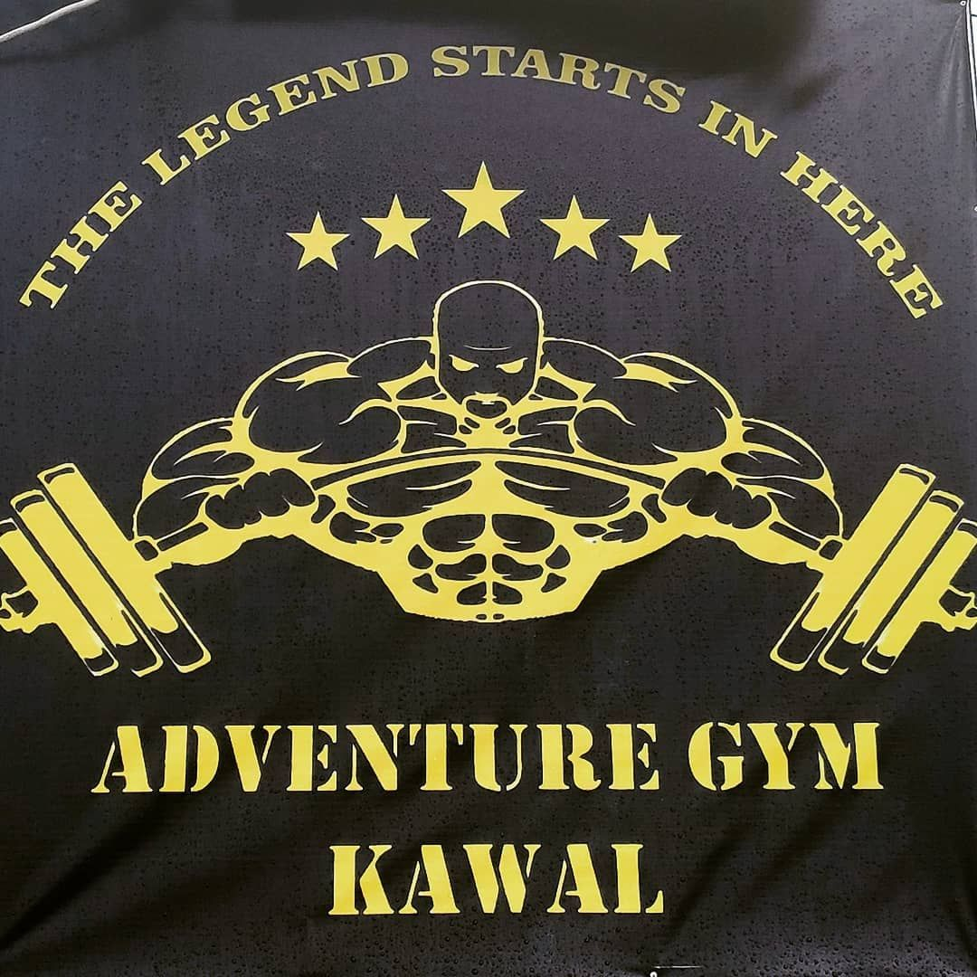 Join us in Adventure gym to have better shape of yourselves. . #Adventuregymkawal #gym #fitness #mod...