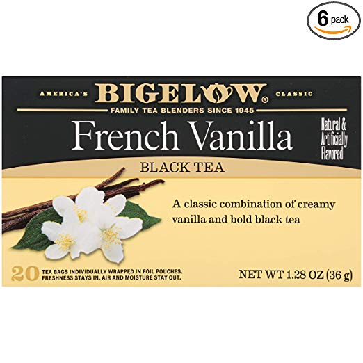 So With So Many Vanilla Flavored Teas On The Market Why Would You Bother Blending Your Own At Home The Answer Is Hot Drinks Recipes Flavored Tea Vanilla Tea