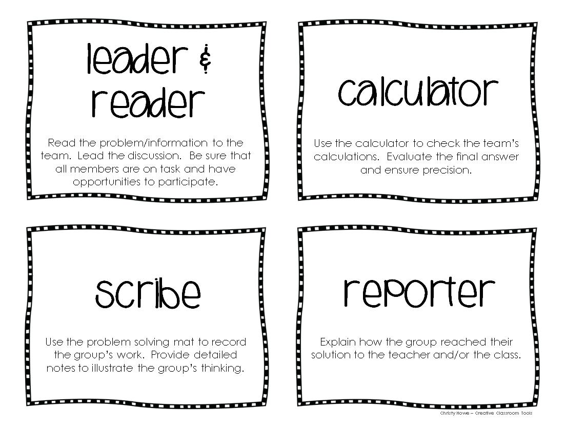 Creative Classroom Tools Math Quest