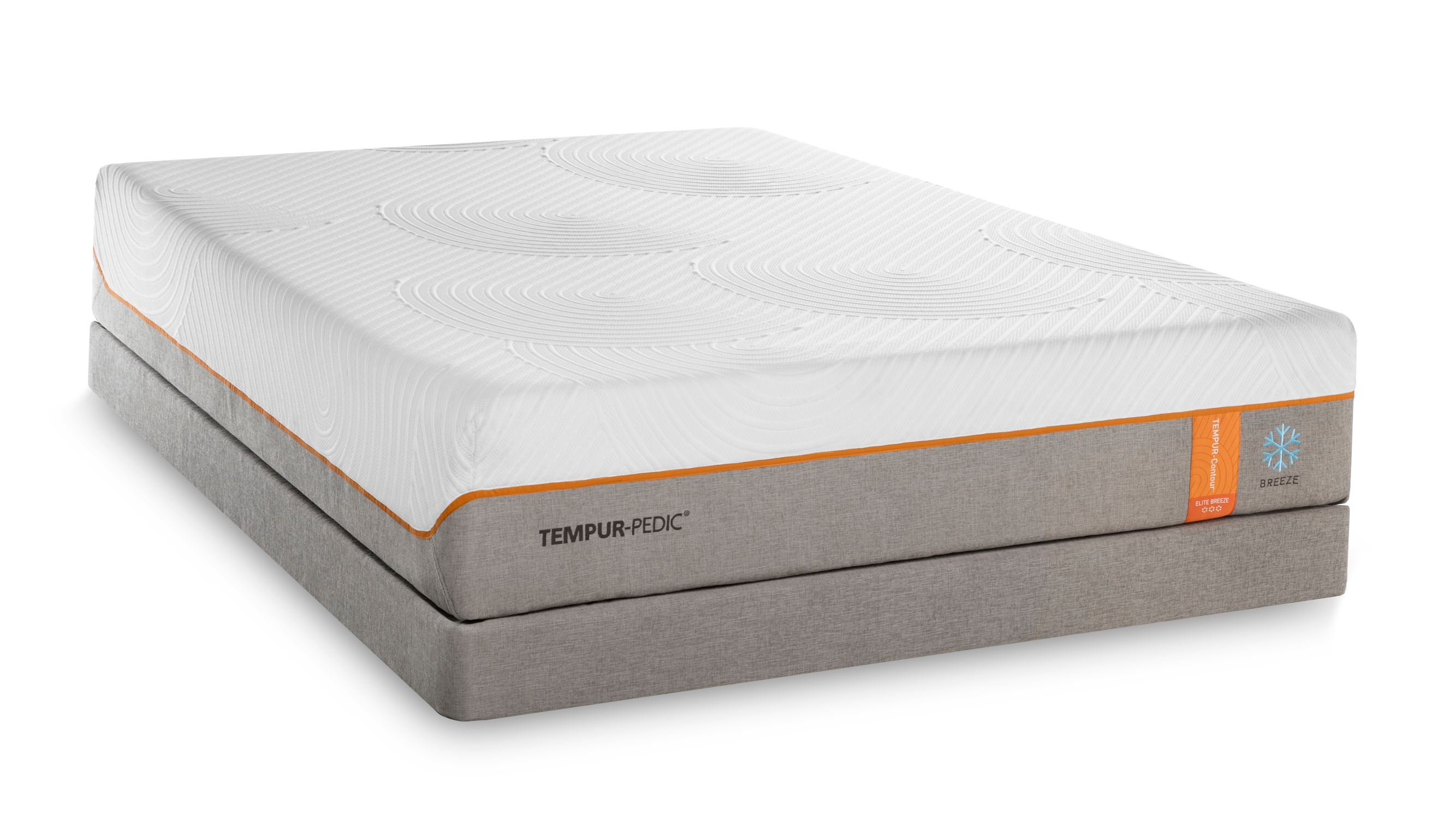 Tempur Contour Elite Breeze Twin Xl Mattress Tempurpedic