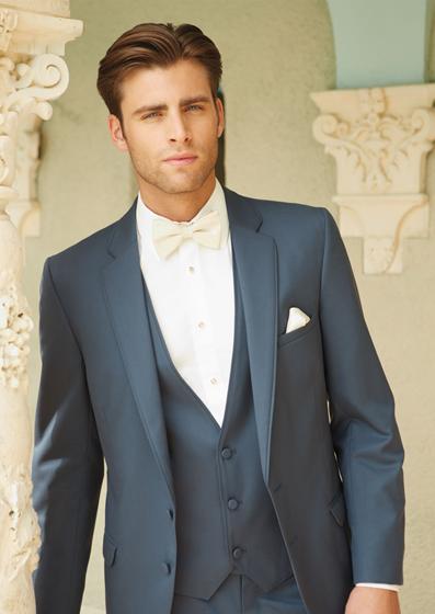 SavviFormalwear Slate Allure by Allure Men Comfort