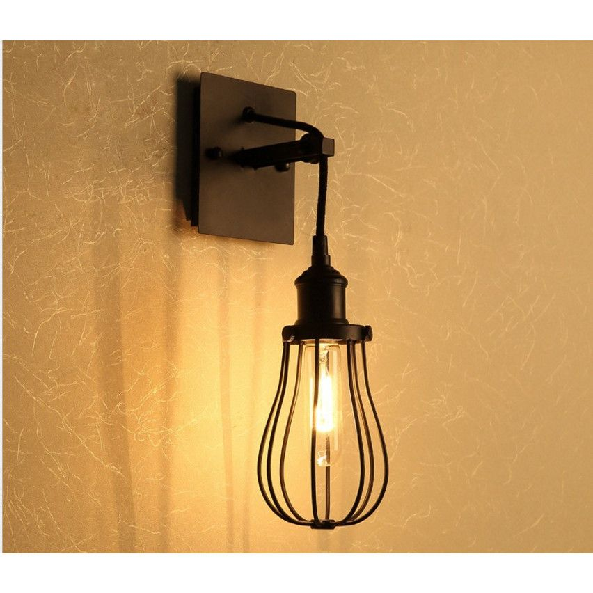 おしゃれ ブラケット ウォール 照明 ライト ランプ ブラック 黒 壁付け