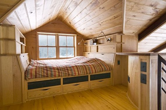 Attic Conversions Make Smart Remodeling Projects A Brand New Outlook Attic Bedroom Small Contemporary Bedroom Attic Bedroom Designs