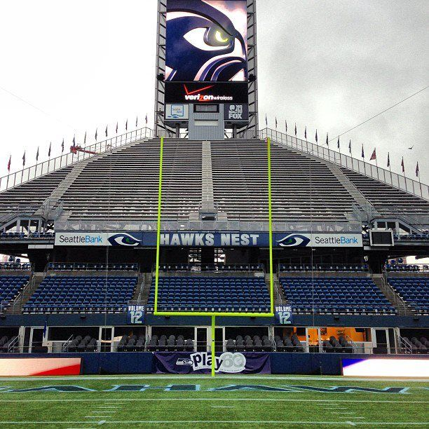 Hawks Nest Seattle Seahawks Football Seahawks Seattle Seahawks