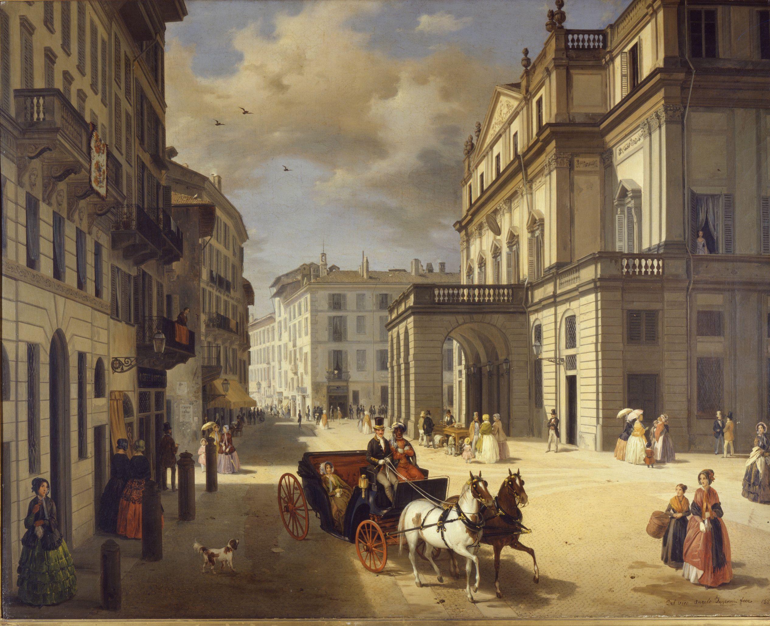 Museo Teatrale alla Scala nel 2020 | Museo, Teatro e Milano