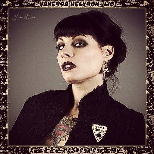 Glitter Paradise's Official French Model @vanessahelyson  Rocking the Ouija Planchette - Brooch   Available at  http://ift.tt/1s8Puqy  Categories  Dark Side   Available on  Etsy http://ift.tt/1puBckU  Handcrafted  In Francewith Love  since 2008  Glitter Paradise Do not copy do not reproduce.  #GlitterParadise #Jewelry #Handmade #HandmadeJewelry #HandcraftedJewelry #OuijaBrooch #OuijaPlanchetteBrooch #JeanLucNavette #OccultJewelry #Spiritual #mermaidjewelry #RetroPinup #pinupjewelry…