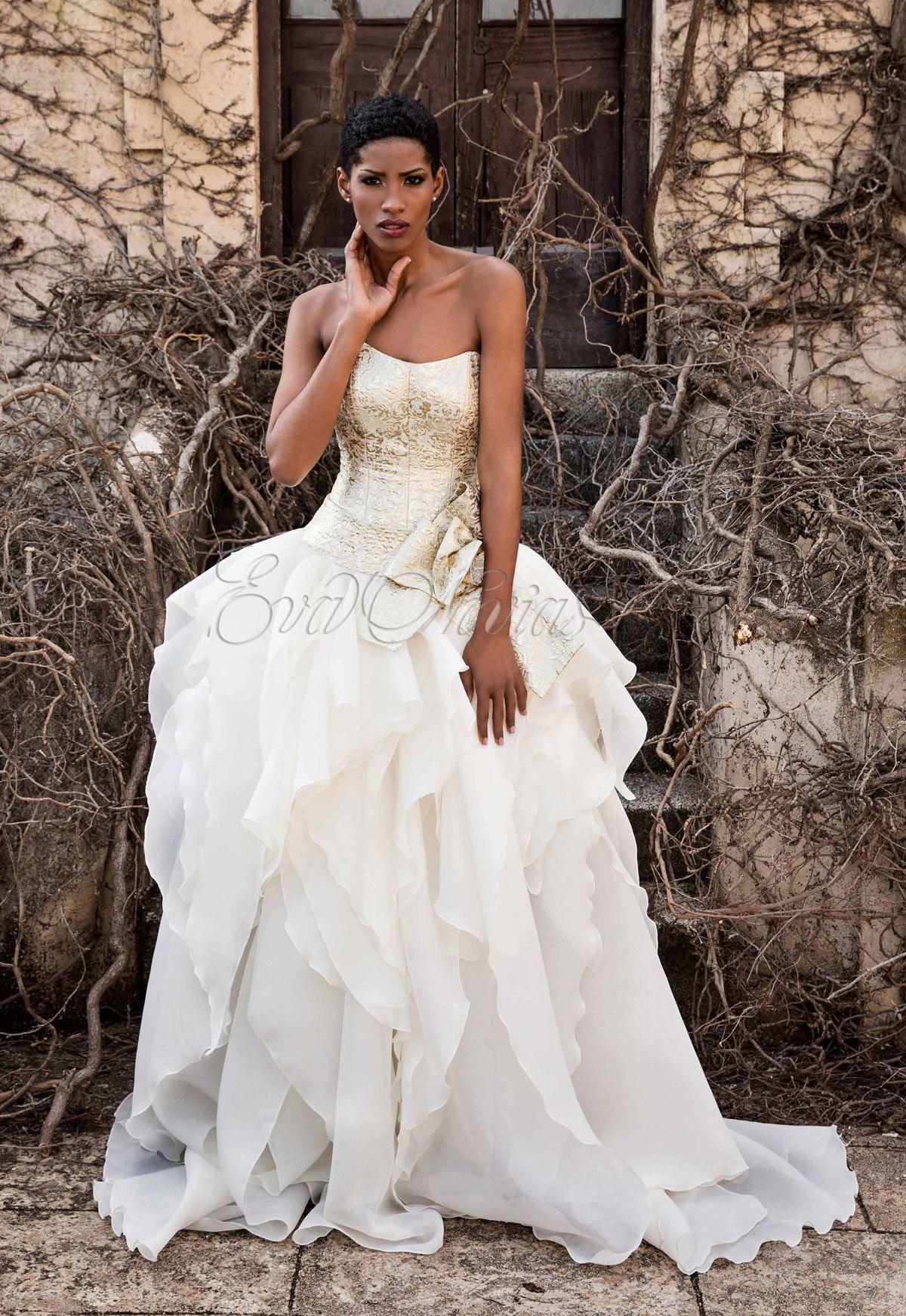 Vestido de novia Jordi Dalmau Modelo Kodigo   NOVIA   Pinterest ...