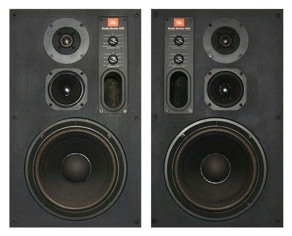 JBL 4410 monitors   Professional Audio   Pinterest   Loudspeaker