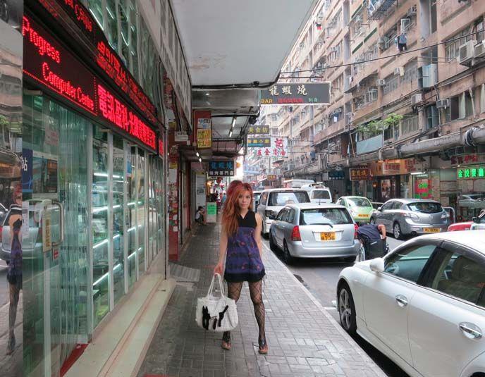 Kawaii clothing and nail art! Hong Kong is shopping heaven. See more ...