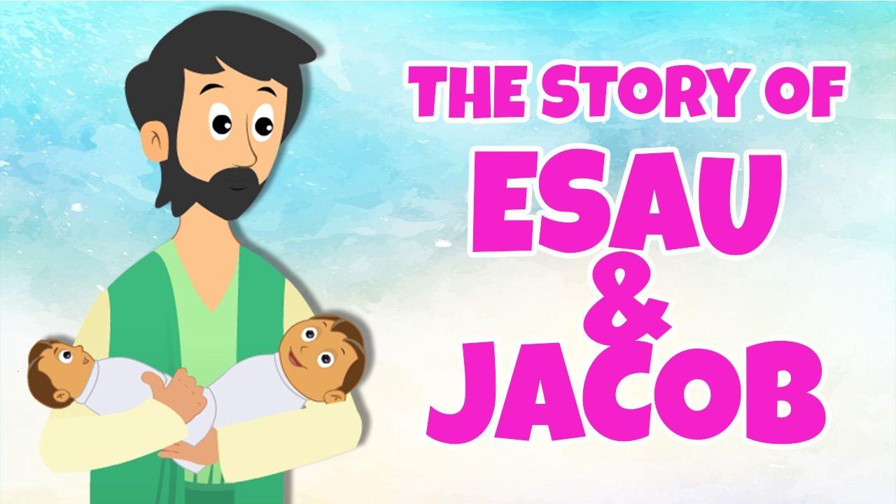Bible Stories for Kids! - Esau & Jacob | Stories of God I Animated ...