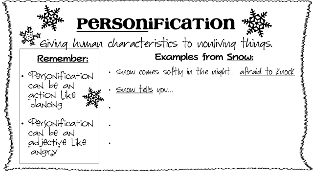 Personification Examples For Children Image Collections Example