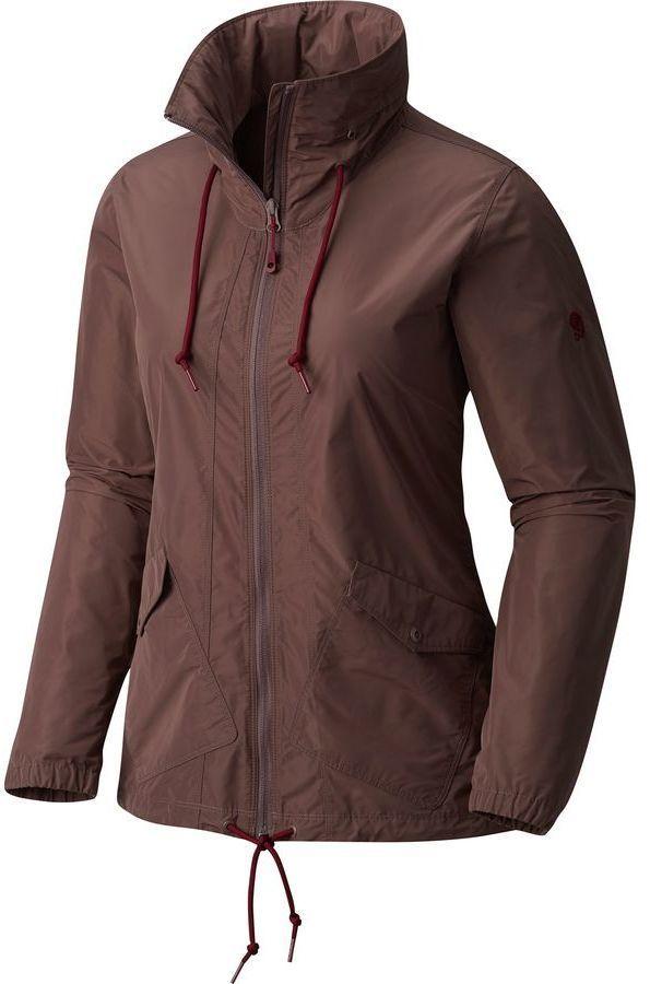 Mountain hardwear women's anselmo hooded jacket