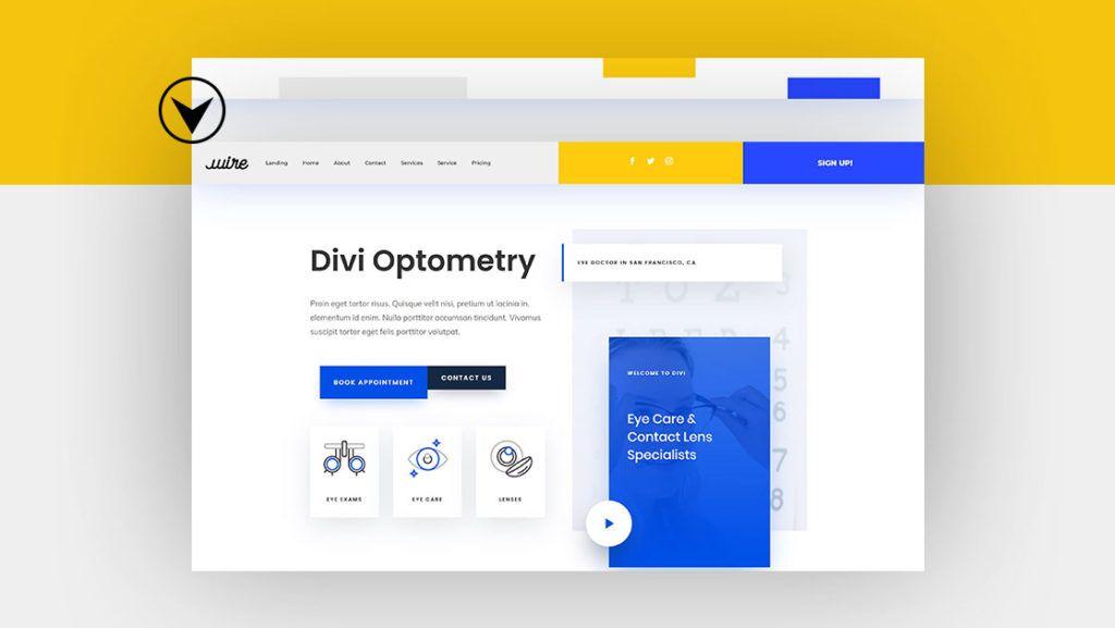 Digital Agency Seo Landing Page Corporate Web Design Digital Agencies Portfolio Web Design