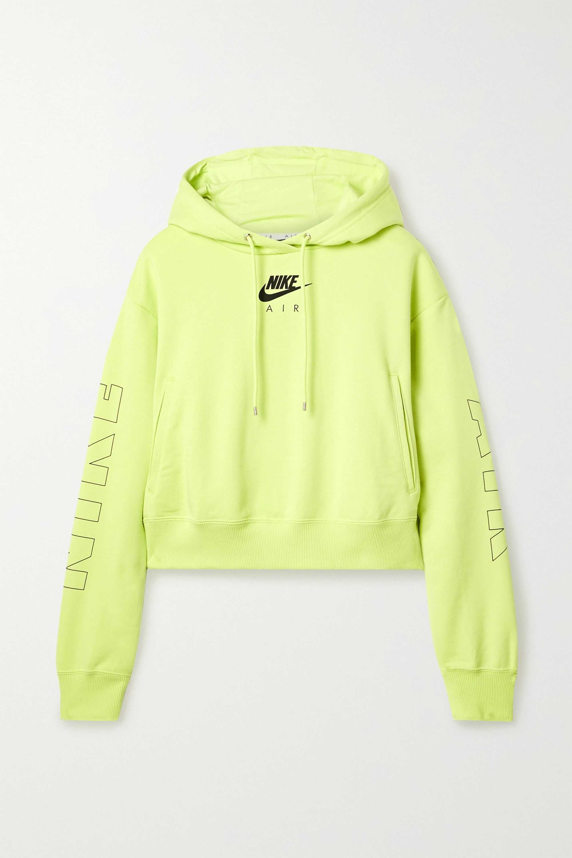 Whether You Re Cooling Down After A Hard Workout Or Just Warming Up Nike S Air Hoodie Will Keep You Feeling Comforta Hoodies Neon Sweatshirts Trendy Hoodies [ 2999 x 2000 Pixel ]