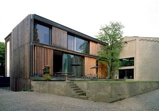 Andreas Gursky, Thomas Ruff Arquitectura, Casas