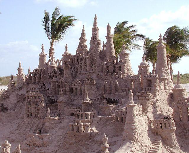Sand castle...amazing