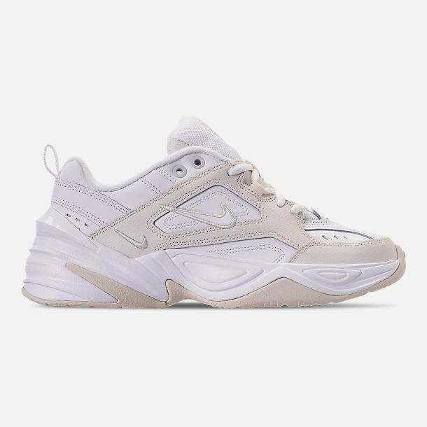cheap for discount 86fcf 39e3d Right view of Women s Nike M2K Tekno Casual Shoes in Phantom Summit White
