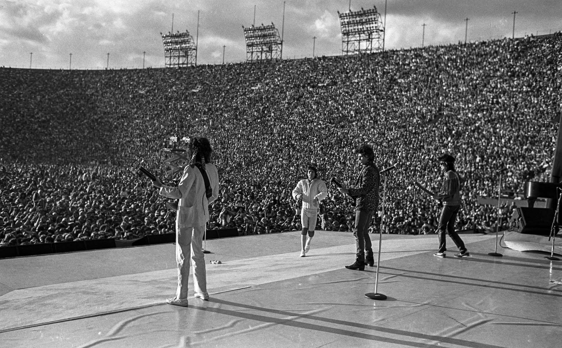 1981 Rolling Stones Concerto No Coliseu