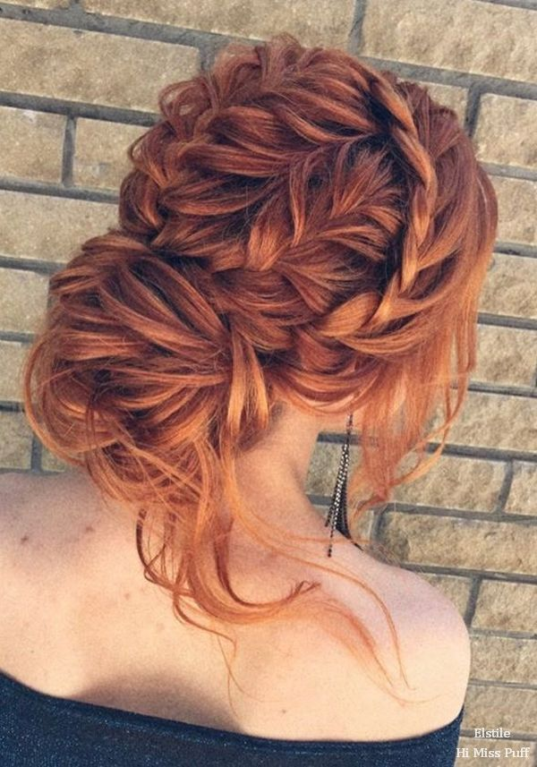 100 Wow Worthy Long Wedding Hairstyles From Elstile In 2020 Bridal Hairstyles With Braids Braided Hairstyles For Wedding Headband Hairstyles