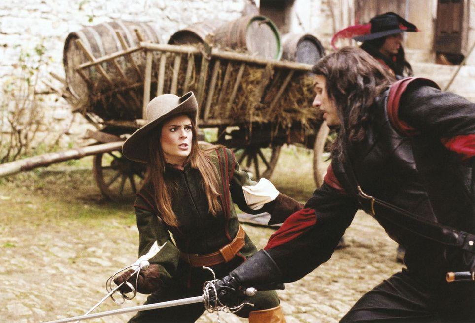Lady Musketier – Alle Für Eine