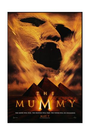 The Mummy 1999 Posters Allposters Com Mummy Movie The Mummy Full Movie Internet Movies