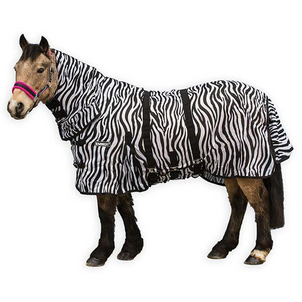 Loveson Zebra Fly Rug 78 In 2020 Horse Rugs Horses Online Pet Supplies