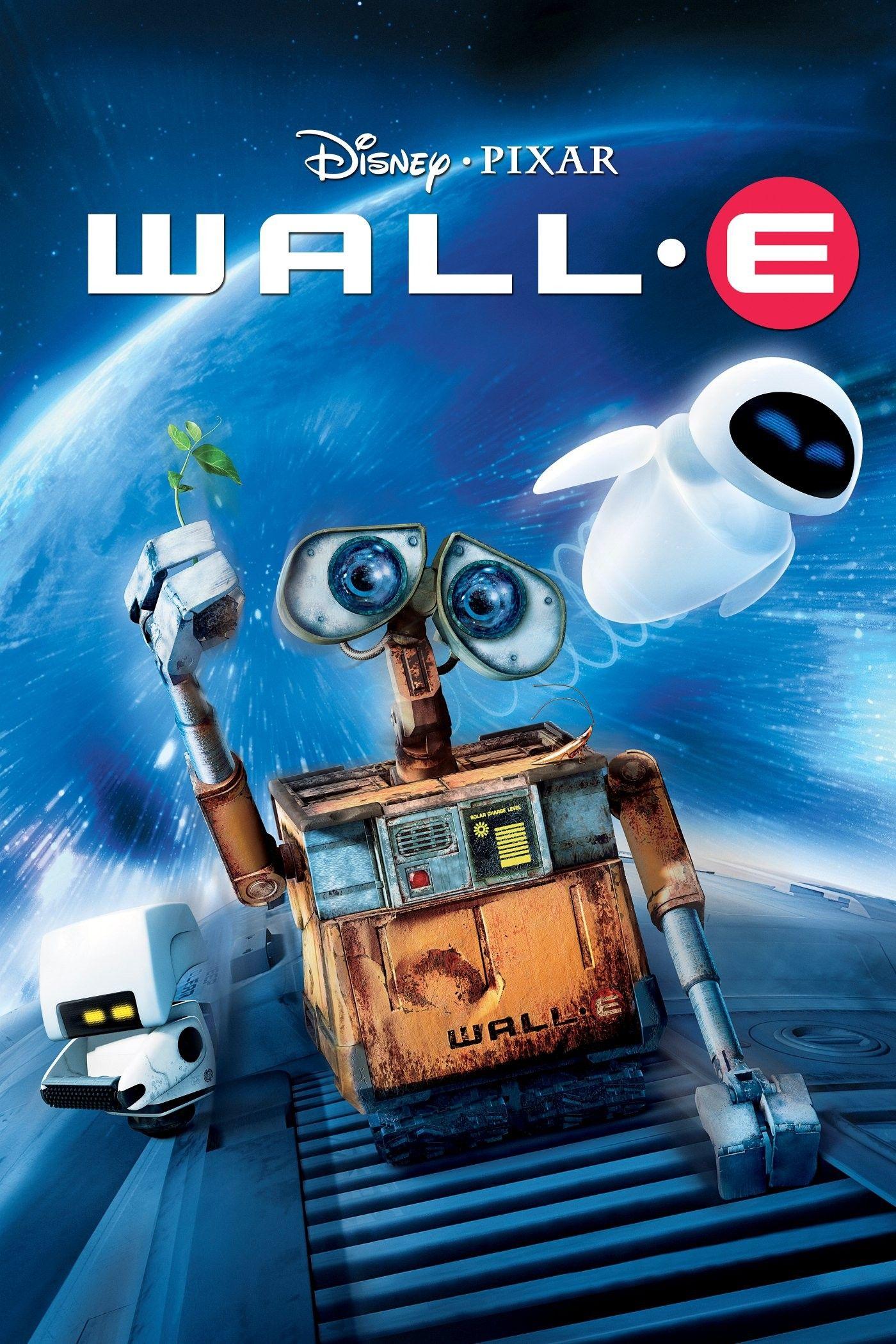 Wall E Der Letzte Raumt Die Erde Auf Kostenlos Online Anschauen 2008 Hd Full Film Deutsch Wall E Movie Kids Movies Pixar Movies
