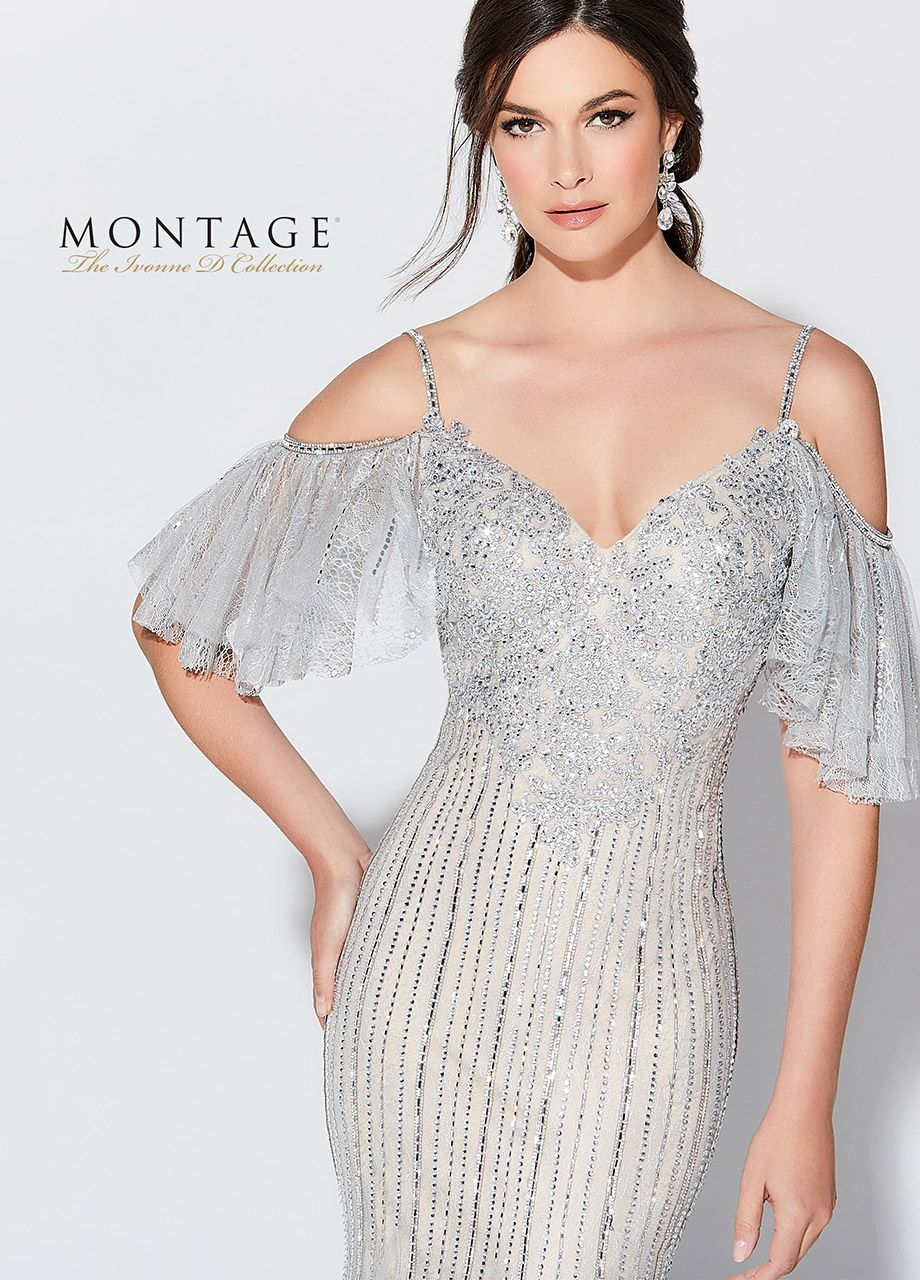 Ivonne D Evening Dresses 119d46 En 2019 Vestidos De