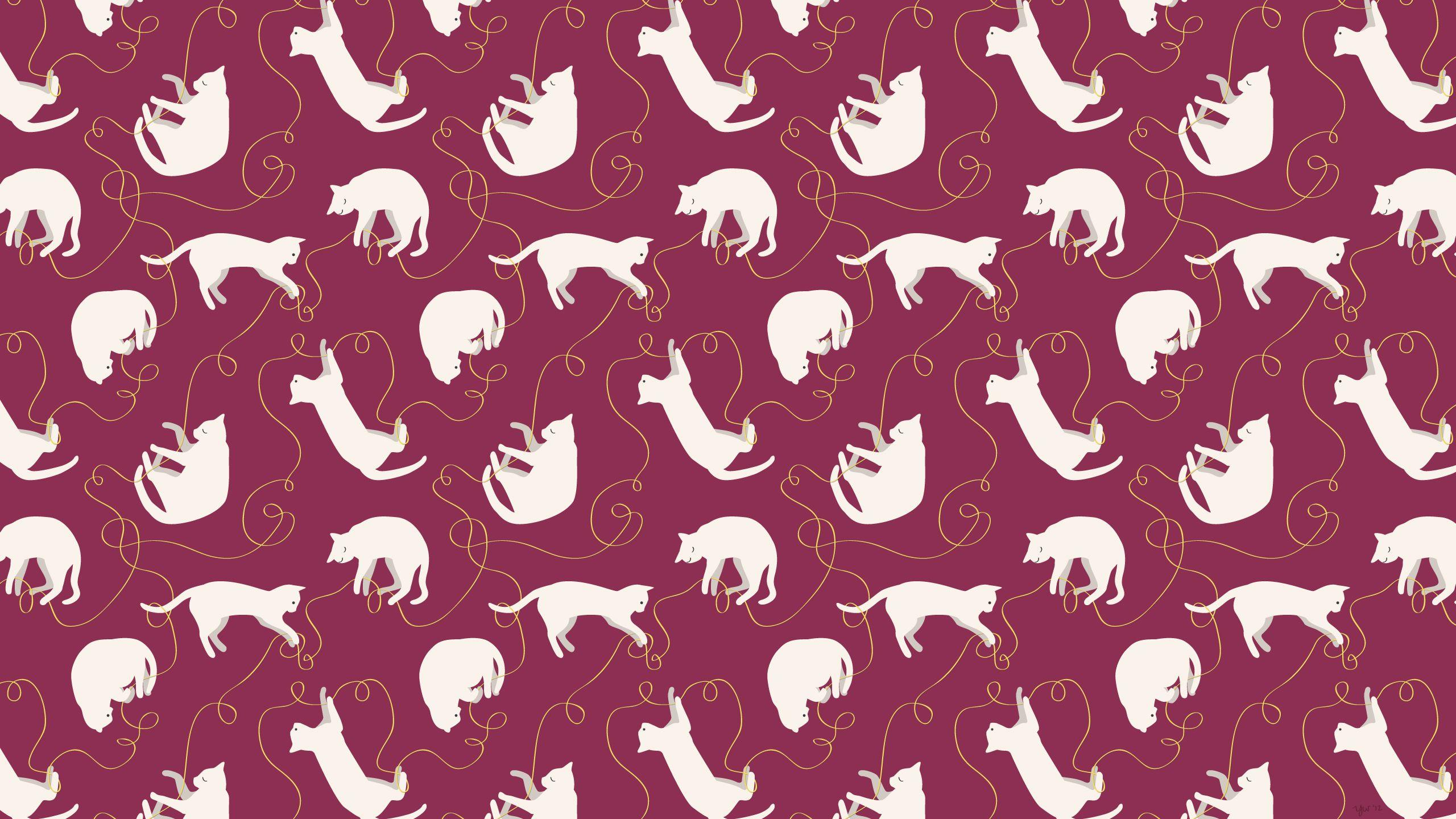 Hipster Pattern Desktop Wallpaper High Resolution ...