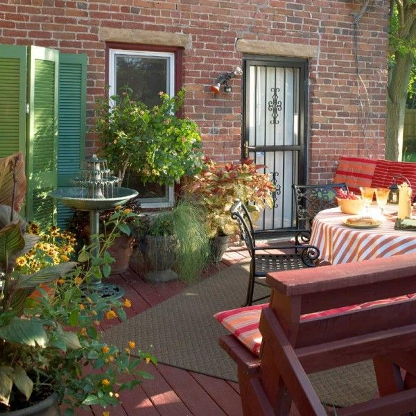how to decorate a deck for a romantic feel plus more ideas for ...