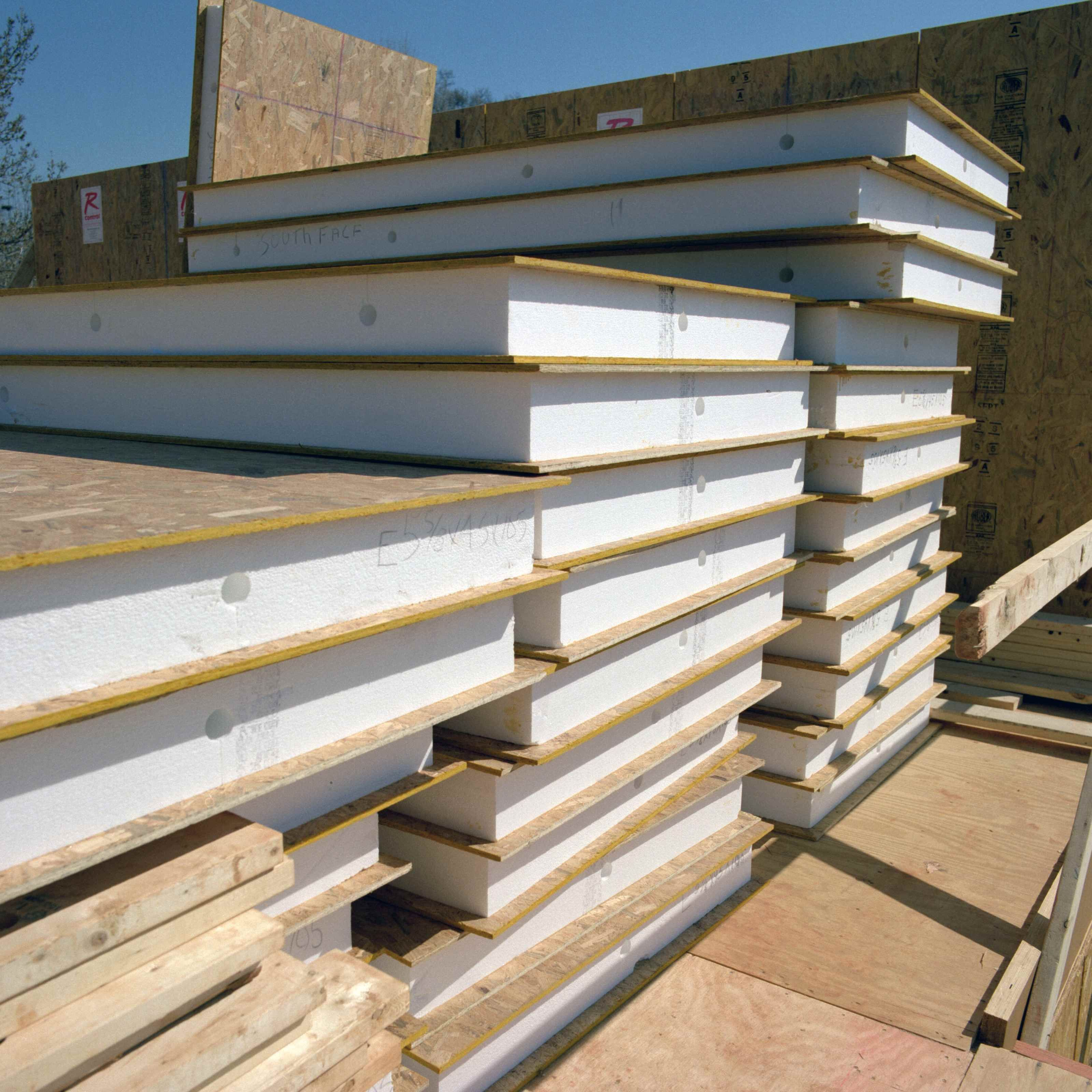 Structural Insulated Panels Detailing To Prevent Air