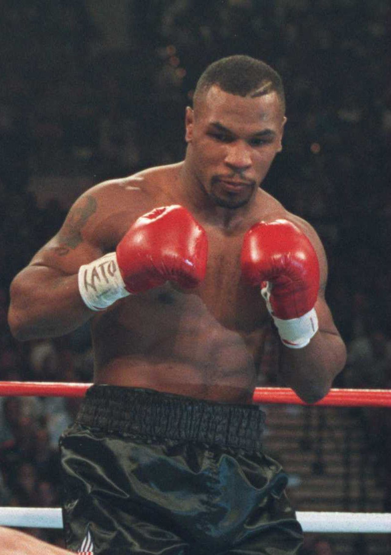 Ranking the greatest boxers Mike Tyson thefumblesports