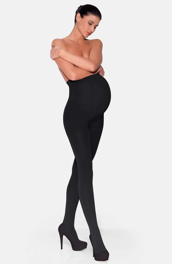 dd760ca8f7d4a Insignia by Sigvaris Graduated Compression Maternity Tights in 2019 ...