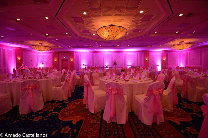 Gold Coast Las Vegas Event Uplighting Intimate WeddingsSmall WeddingLas
