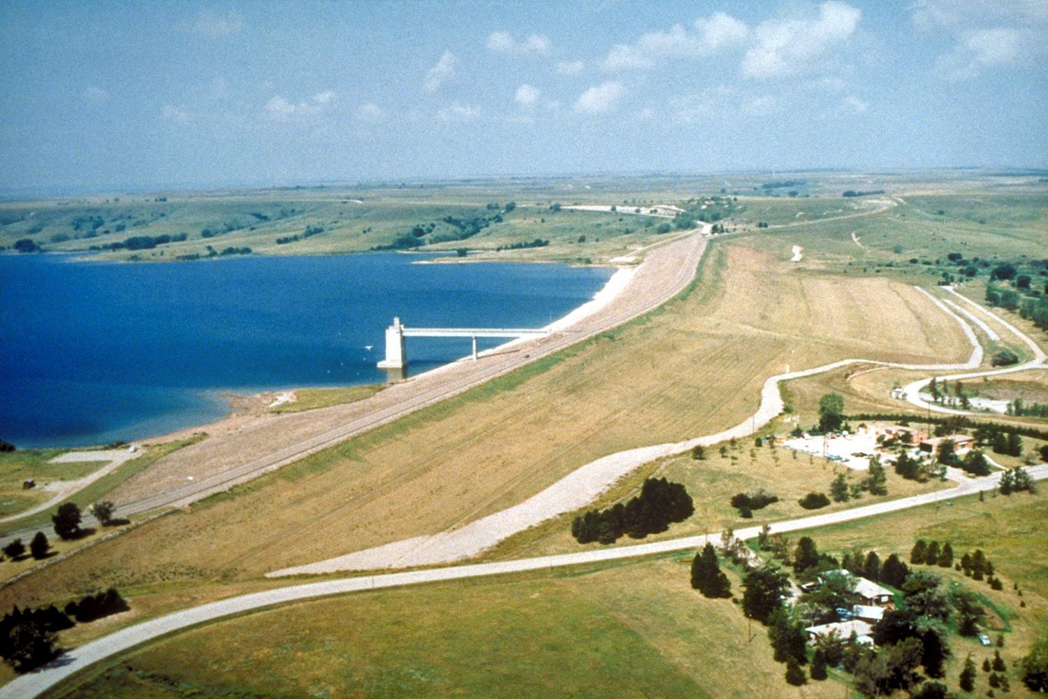 Kansas phillips county kirwin - Kirwin Dam Is A Dam In Phillips County Kansas Immediately Southwest Of The Town