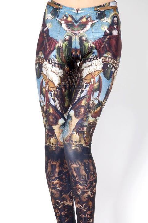 Black Milk - Last Judgement leggings.