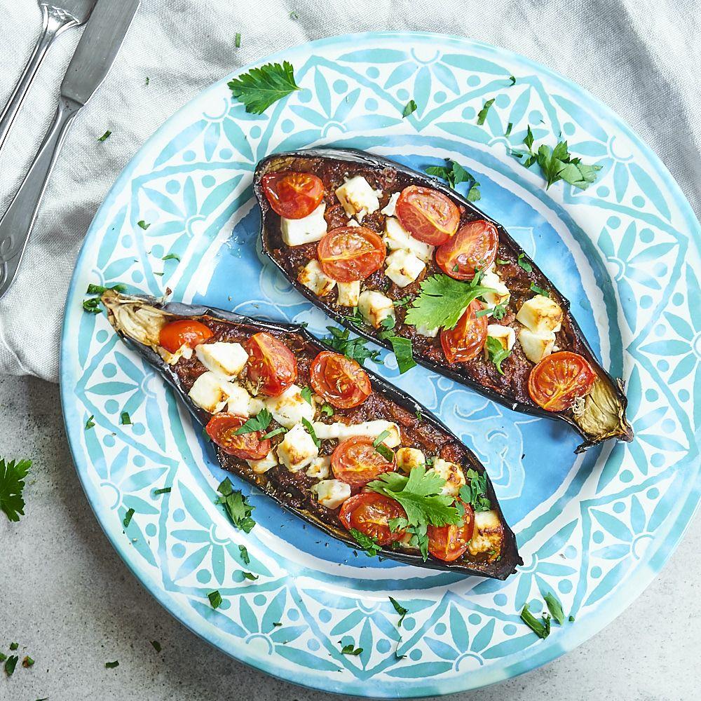 Sprawdz Moj Przepis Na Tradycyjny Grecki Imam Bayildi Czyli Nadziewany Baklazan Z Pomidorami I Serem Feta Jest Tak Pyszny Ze In 2020 Food Vegetable Pizza Vegetables